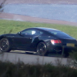 ベントレー「スピード6」市販モデルか!? 謎のクーペをキャッチ! - BentleyContiGT.j04