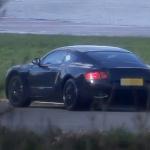 ベントレー「スピード6」市販モデルか!? 謎のクーペをキャッチ! - BentleyContiGT.j05