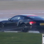 ベントレー「スピード6」市販モデルか!? 謎のクーペをキャッチ! - BentleyContiGT.j06