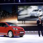 Volkswagen Pressekonferenz auf dem Genfer Automobilsalon 2016