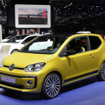 Volkswagen auf dem Genfer Automobilsalon 2016