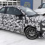 フィアット500アバルト改良型、大幅馬力アップの最強モデルに! - Fiat 500 Abarth Facelift 004