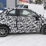 フィアット500アバルト改良型、大幅馬力アップの最強モデルに! - Fiat 500 Abarth Facelift 005