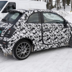 フィアット500アバルト改良型、大幅馬力アップの最強モデルに! - Fiat 500 Abarth Facelift 006