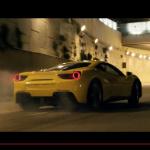 バルセロナの公道でフェラーリを257km/hで爆走させたCM【動画】 - Pennzoil_Ferrari01