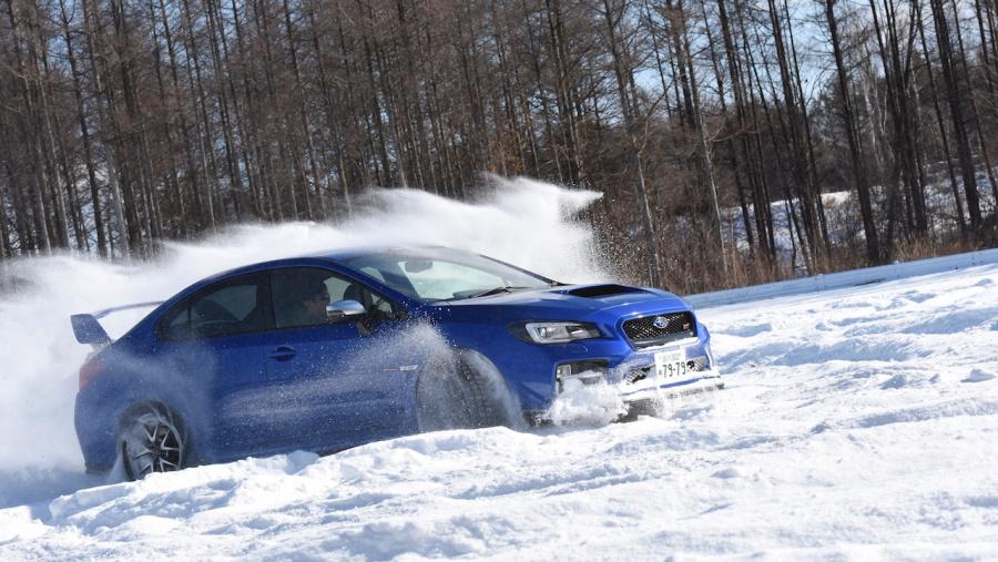 最もスバルらしい「DCCD」方式AWDの真価とは? | clicccar com