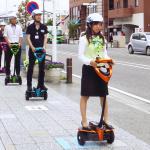 トヨタが立ち乗り電動車「ウイングレット」の公道試乗募集! - TOYOTA_Winglet