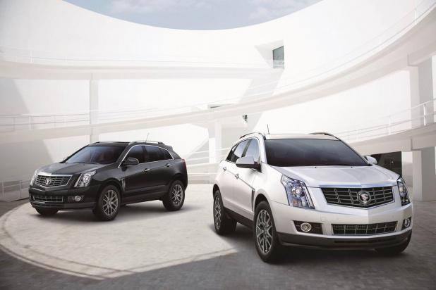 Cadillac SRX Sport Edition00000