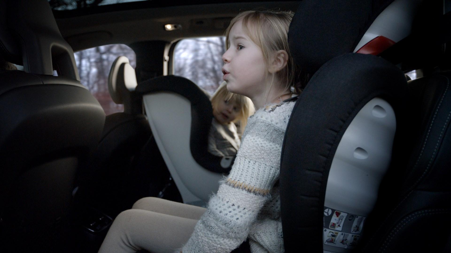 「3〜4歳までは「後ろ向き」に座らせる必要がある!? ボルボが新しいチャイルドシートを発売」の4枚目の画像