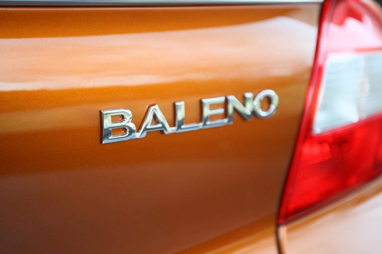 「新開発の車体と1.0L直噴ターボによる渾身作 ─ スズキ「バレーノ」画像ギャラリー」の14枚目の画像