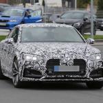 新型アウディ・A5の公開直前に、最強モデル「RS5」が出現! - Audi RS5 000