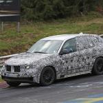 「BMW・X5次期型、ニュルで高速アタック!」の9枚目の画像ギャラリーへのリンク