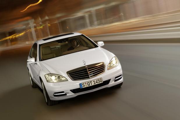 Mercedes-Benz S-Klasse, S 400 HYBRID, Exterieur