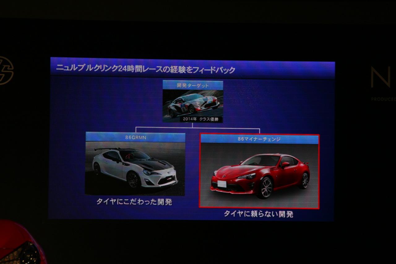 「ついに新型トヨタ86登場!後期型へと大幅進化。その変わった点と変わらない点は?」の10枚目の画像