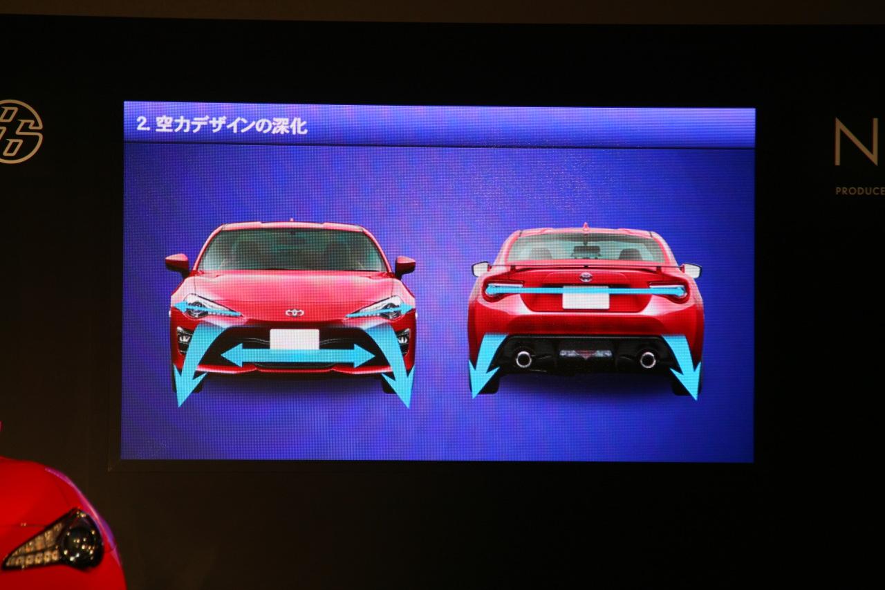 「ついに新型トヨタ86登場!後期型へと大幅進化。その変わった点と変わらない点は?」の15枚目の画像