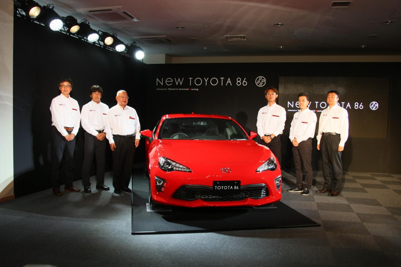 「ついに新型トヨタ86登場!後期型へと大幅進化。その変わった点と変わらない点は?」の2枚目の画像