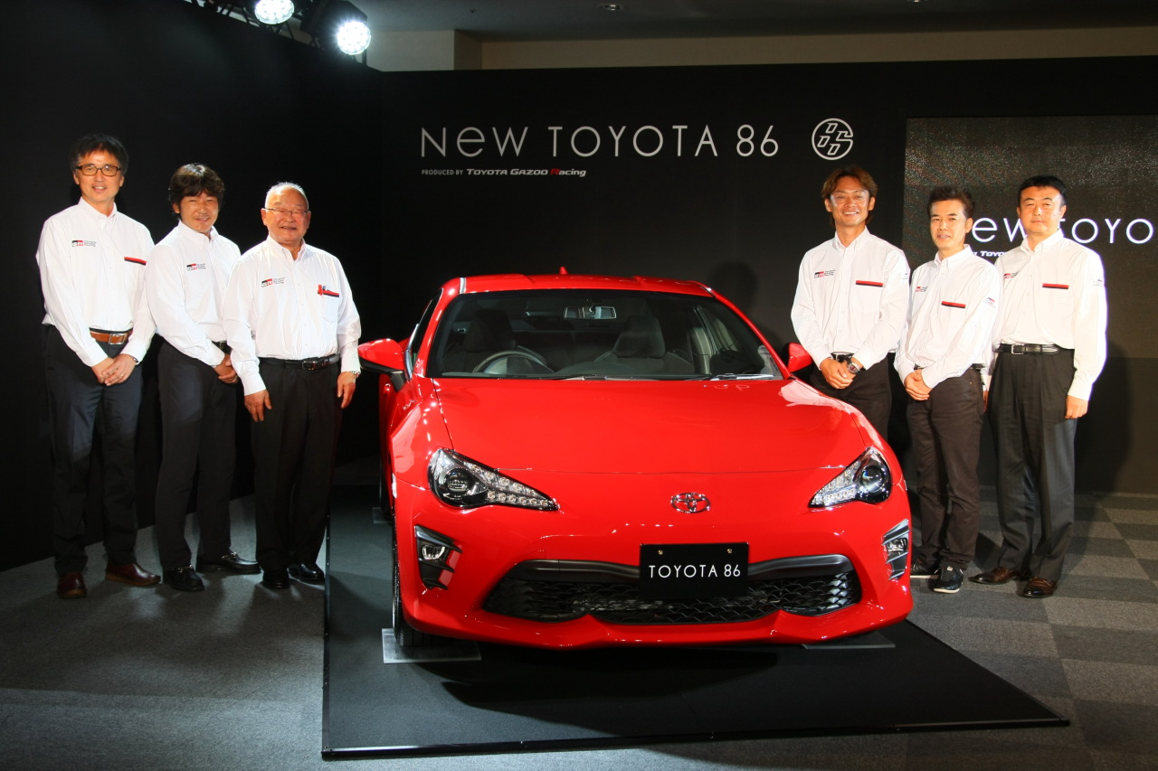 「ついに新型トヨタ86登場!後期型へと大幅進化。その変わった点と変わらない点は?」の3枚目の画像