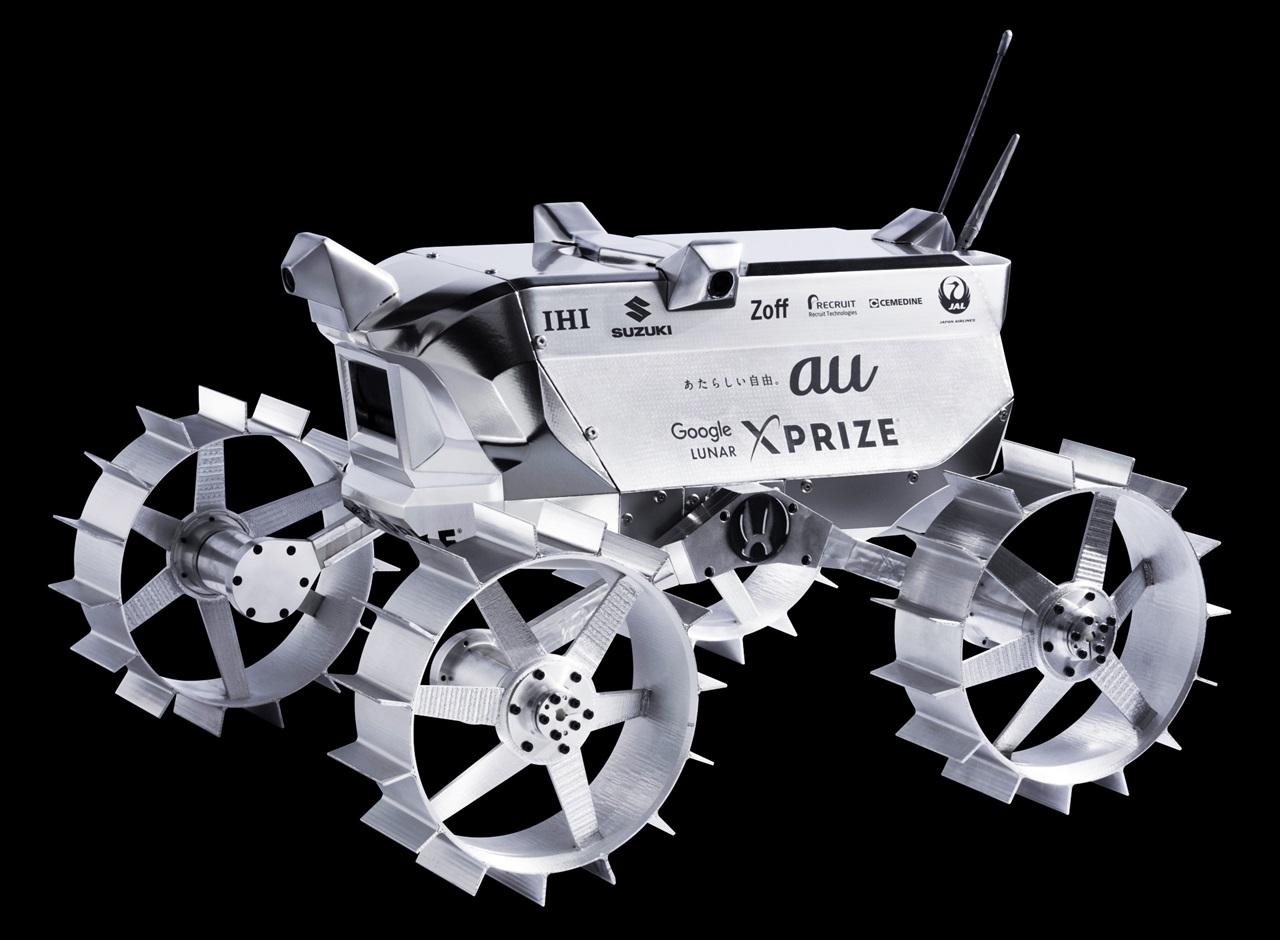 スズキが世界初のロボット月面探査レースを支援する理由とは?