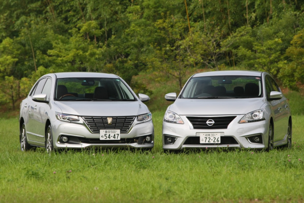 20160701Toyota Premio vs Nissan006
