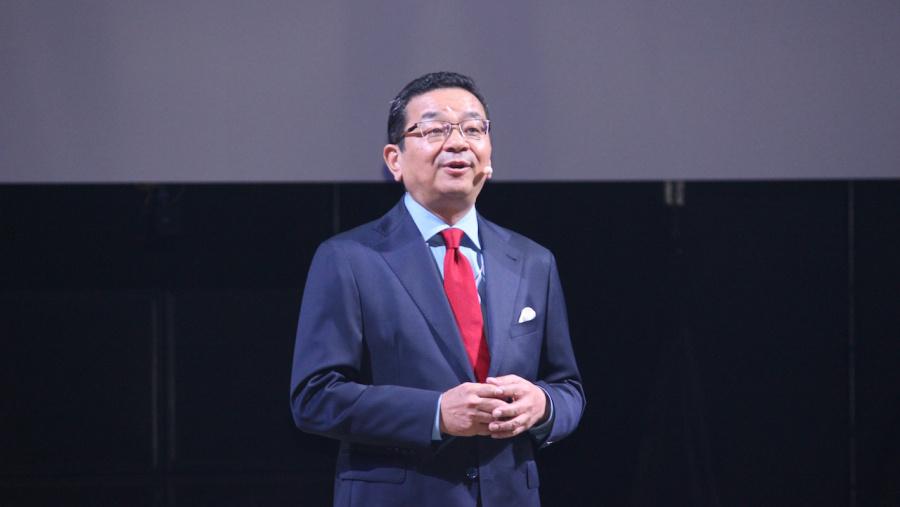 八郷隆弘社長が語ったホンダにとっての新型NSXの意義とは?