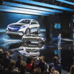 """Mercedes-Benz auf der """"Mondial de l'Automobile 2016"""""""