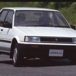 「AE86レビンのカローラ5代目時代、もうひとつFR(後輪駆動)のカローラがあった!【Corolla Stories 7/50】」の3枚目の画像ギャラリーへのリンク