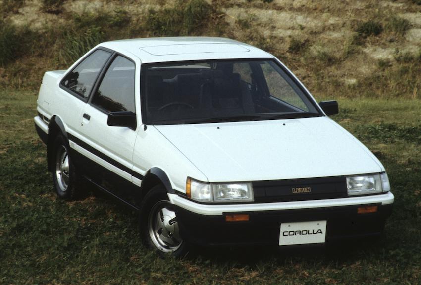 「AE86レビンのカローラ5代目時代、もうひとつFR(後輪駆動)のカローラがあった!【Corolla Stories 7/50】」の3枚目の画像