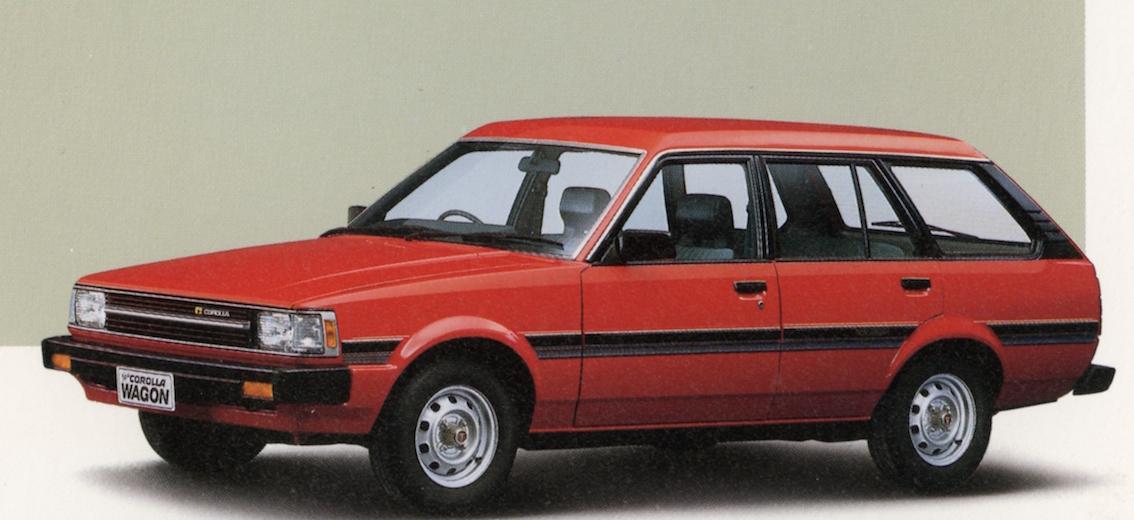 「AE86レビンのカローラ5代目時代、もうひとつFR(後輪駆動)のカローラがあった!【Corolla Stories 7/50】」の1枚目の画像