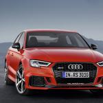 400hp/480Nmを誇るアウディRS3セダンがデビュー【パリモーターショー16】 - Audi_RS_3_Sedan_001