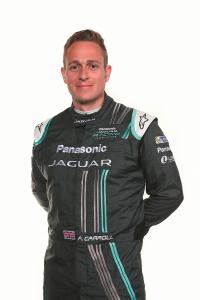 Jaguar Racing_Driver_Adam Carroll