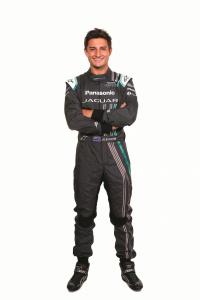 Jaguar Racing_Driver_Mitch Evans