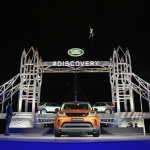 Land Rover Unveil The New Discovery At Show-Stopping Global Reveal Event