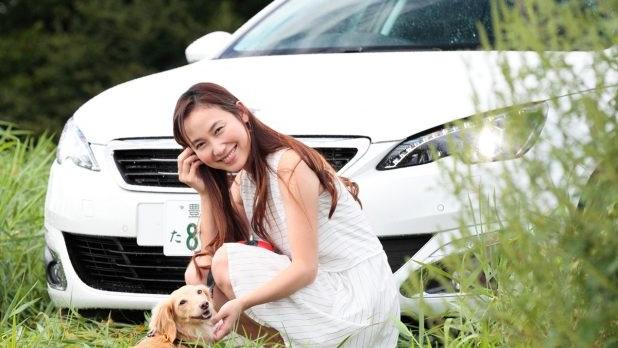 愛犬とプジョー308 Allure BlueHDiで楽しむ妄想ドライブデート【前編】