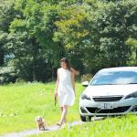 愛犬とプジョー308 Allure BlueHDiで楽しむ妄想ドライブデート【後編】 PR - _MG_1992c