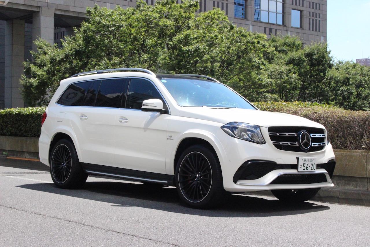 Gl gls suv mercedes benz gls for Mercedes benz gls 2016