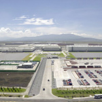 AUDI AG opens automobile plant in Mexico_1