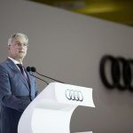 AUDI AG opens automobile plant in Mexico_12