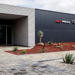 The Training Center San José Chiapa on 20,000 m².