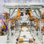 AUDI AG opens automobile plant in Mexico_7
