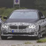 BMW 5-Series Sedan Plugin-Hybrid 007