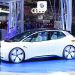 フォルクスワーゲンが2020年に「MEB」搭載の新型EVを投入!【パリモーターショー16】 - VW_I.D.