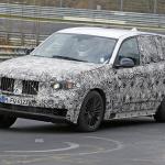 ワールドプレミアは2018年秋? BMW X5次世代型、ニュルで熟練の走り! - bmw-x5