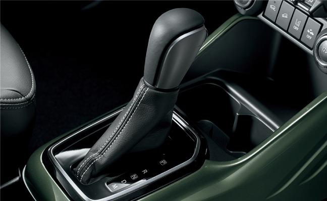 「スズキ・イグニスにSUVテイストを強めた特別仕様車「Fリミテッド」が登場」の8枚目の画像