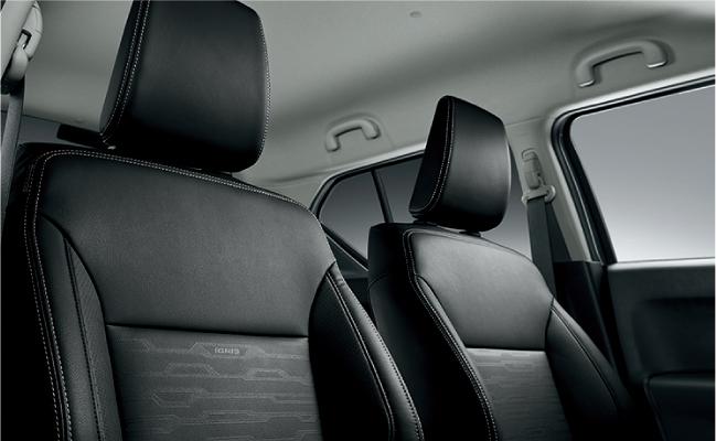 「スズキ・イグニスにSUVテイストを強めた特別仕様車「Fリミテッド」が登場」の11枚目の画像