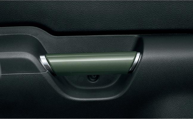 「スズキ・イグニスにSUVテイストを強めた特別仕様車「Fリミテッド」が登場」の12枚目の画像