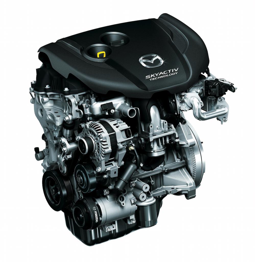 「新型CX-5のディーゼルエンジンは、静粛性と応答性向上で走りも深化」の5枚目の画像