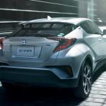 店頭発表会は1月7〜9日!デザインと走りにこだったトヨタ・C-HRが発売開始 - TOYOTA_C-HR