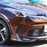 新型SUV・トヨタ C-HRに、TRD/モデリスタ仕様登場! - TOYOTA_C-HR_MODELLISTA