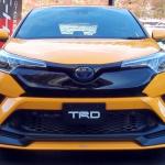新型SUV・トヨタ C-HRに、TRD/モデリスタ仕様登場! - TOYOTA_C-HR_TRD