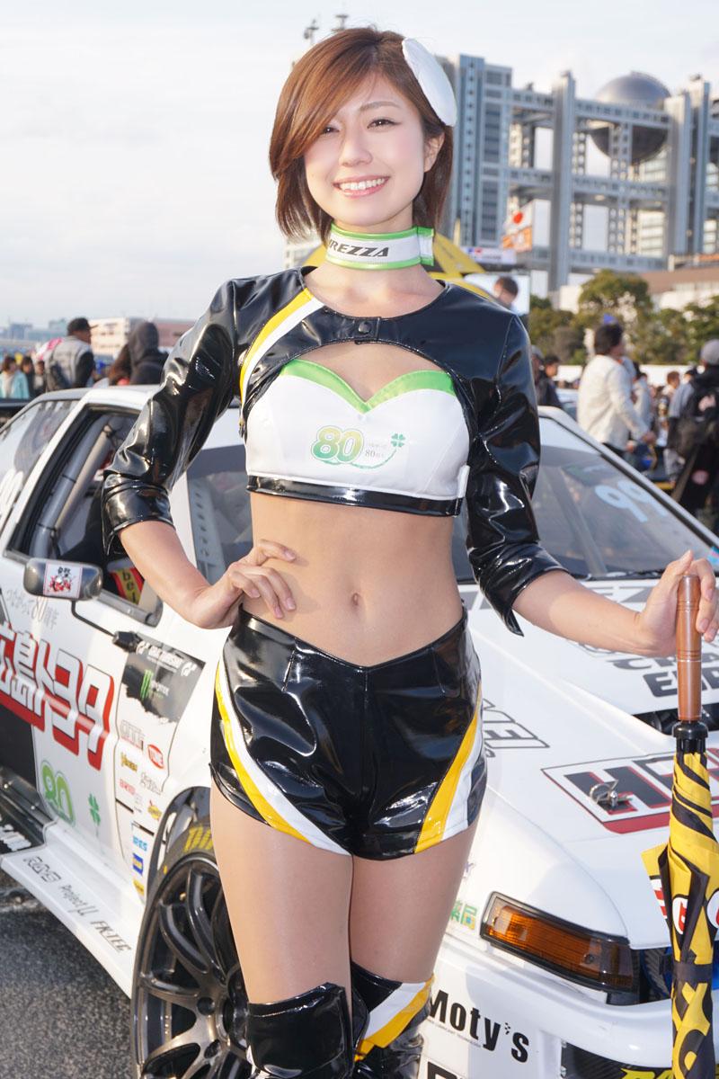 【東京オートサロン2017】日本レースクイーン大賞・clicccar賞の「伝説」を実現した藤木由貴ちゃん、さらなる